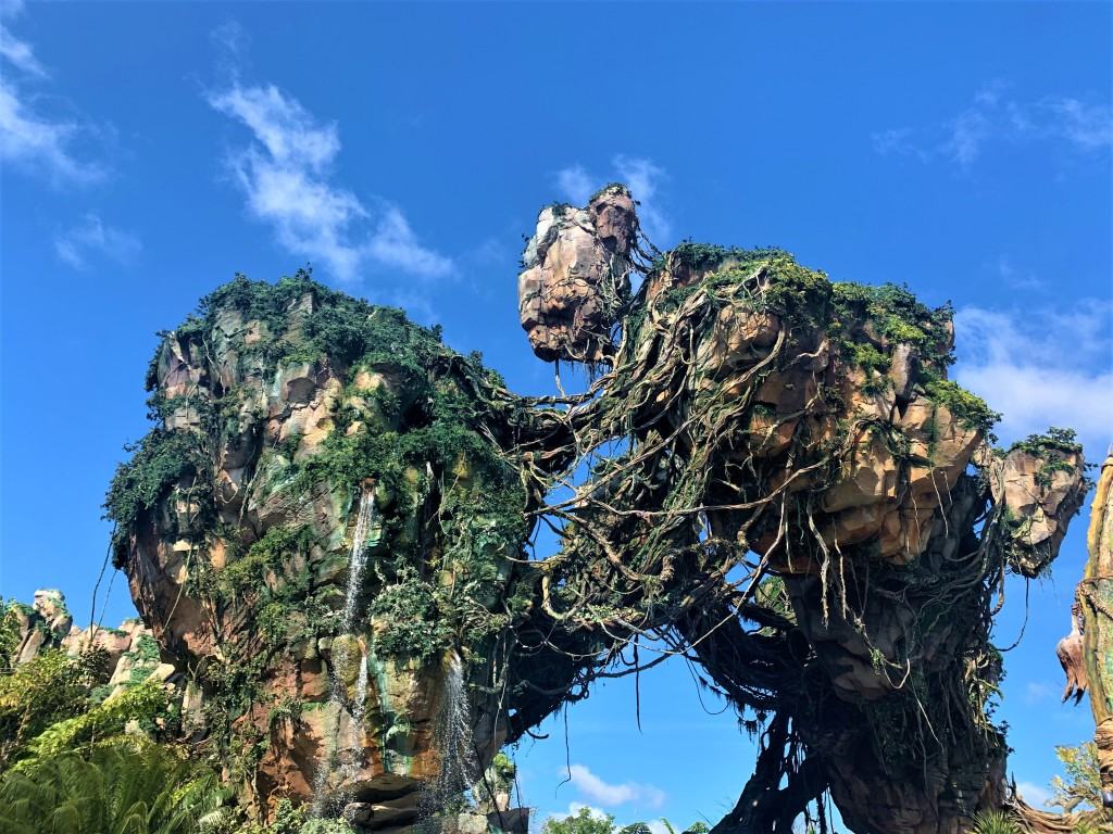Pandora Land, Animal Kingdom, DisneyWorld Orlando
