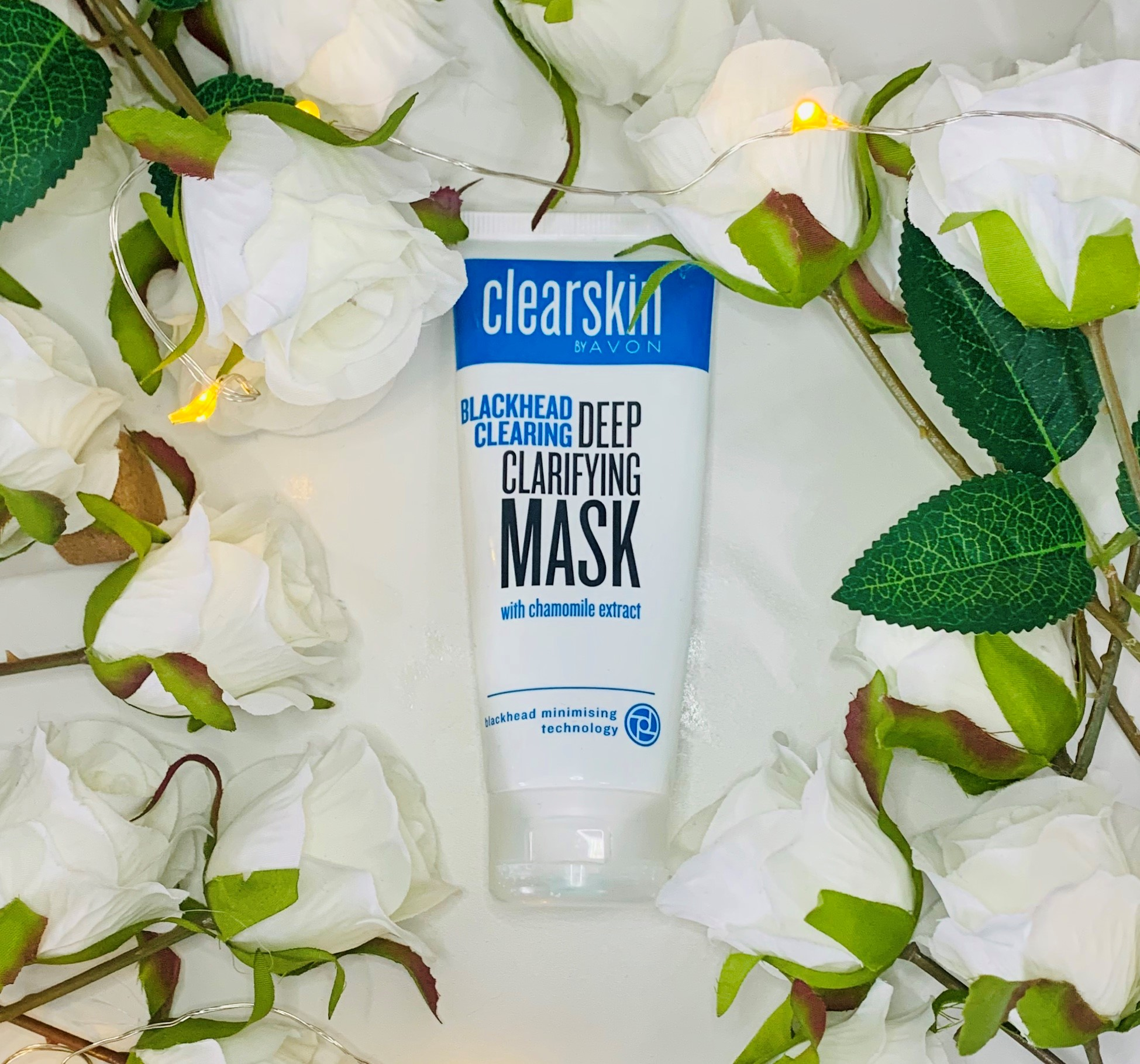 Avon Blackhead Clearing Face Mask. Face masks for oily skin