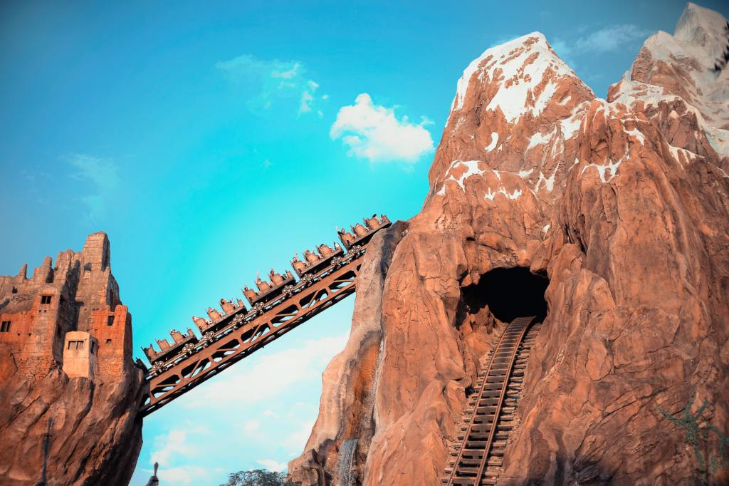Expedition Everest, Animal Kingdom, DisneyWorld Orlando
