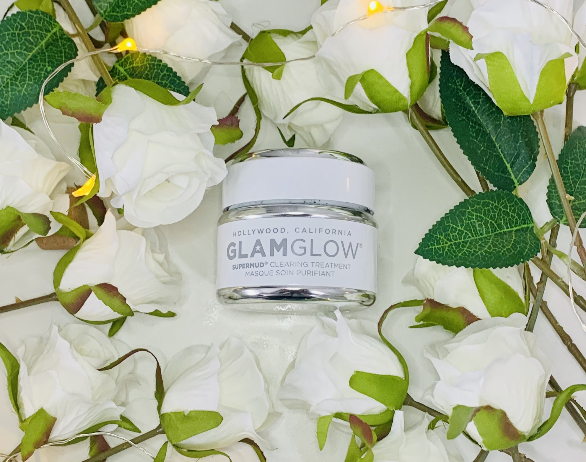 GlamGlow SuperMud Clearning Treatment Mask. Face masks for oily skin