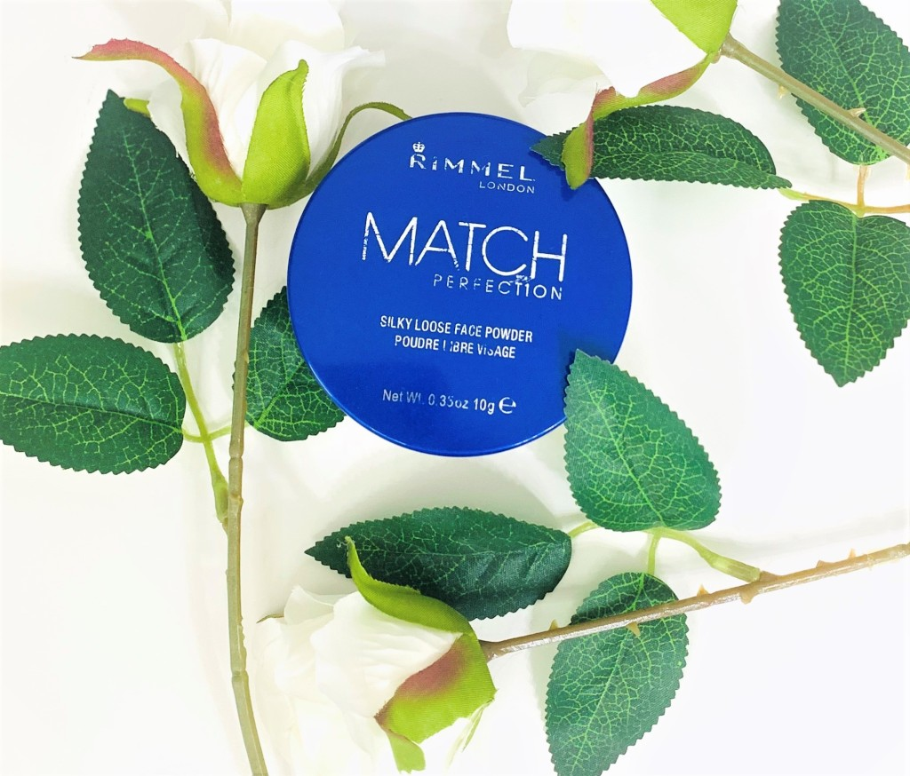 Rimmel Match Perfection Loose Face Powder (works well with oily skin)