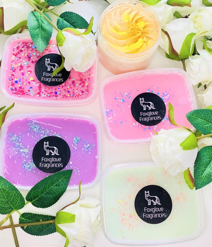 Image of Wax Melt Slabs from Foxglove Fragrances