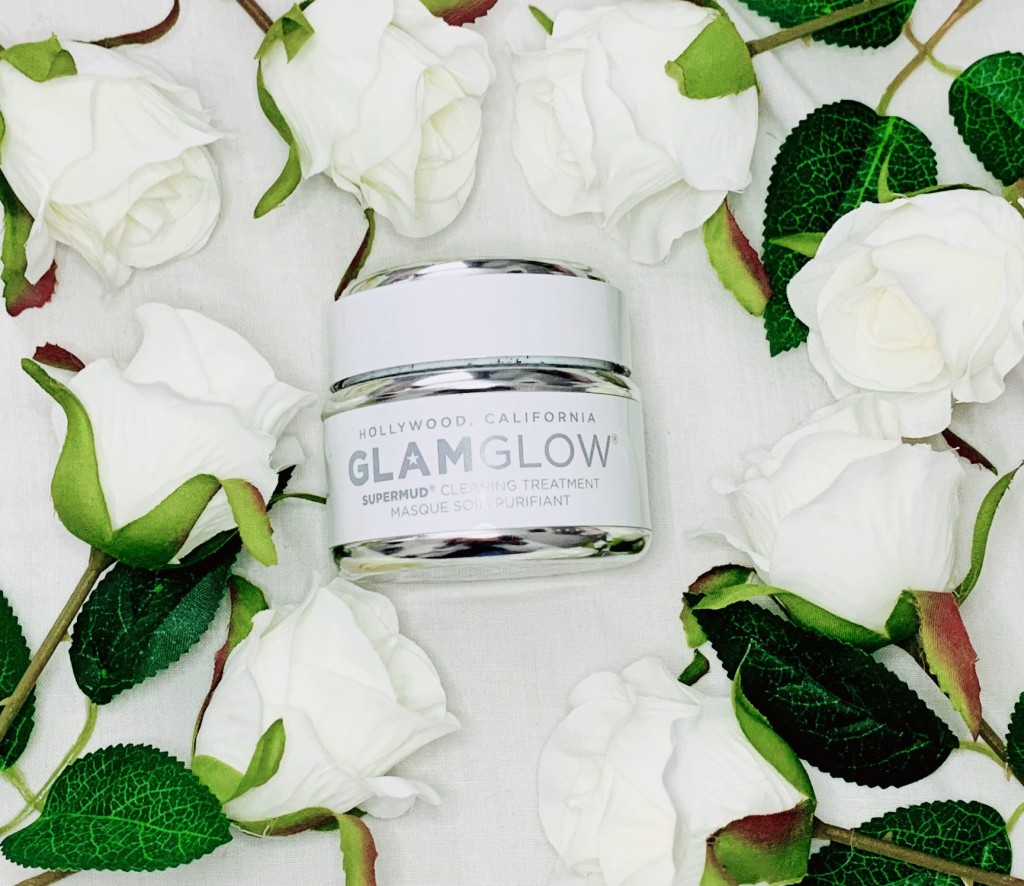 GlamGlow SuperMud Cleansing Treatment Mask. Face mask to help get clear skin.
