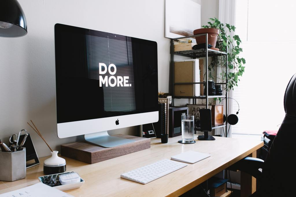 Image of an Apple Computer - Productivity Tips