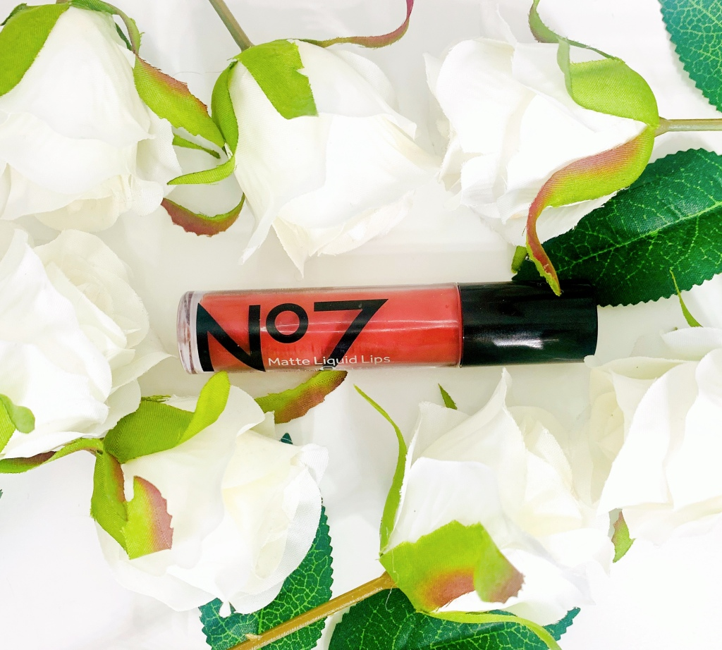No7 Matte Liquid Lips Lipstick