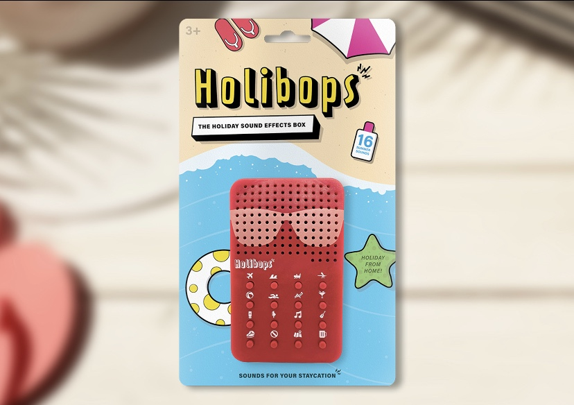 Holibops Sound Effects Box