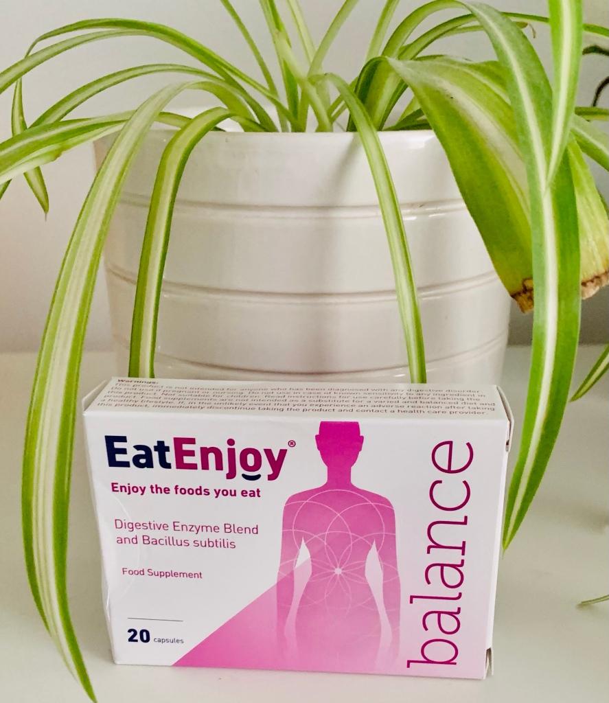 EatEnjoy Balance Digestive Enzyme Blend