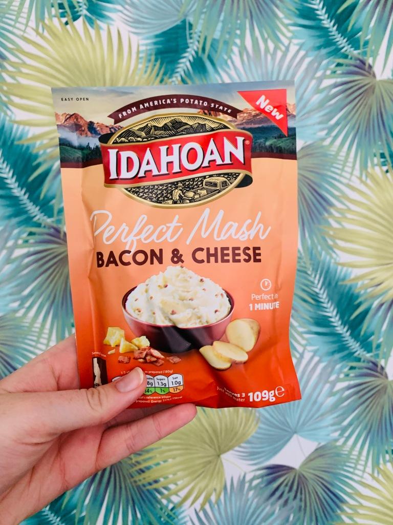 Idahoan Bacon and Cheese Perfect Mash